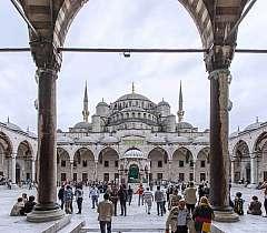 Istanbul a Pasqua senza pensieri