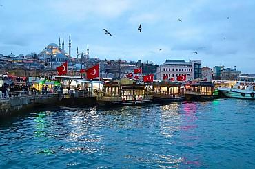 Pasqua a Istanbul in libertà