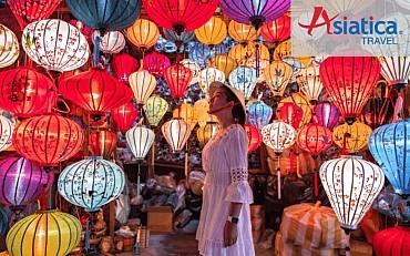 Asiatica Travel - Viaggio in Vietnam 8 giorni da 530 euro/pax