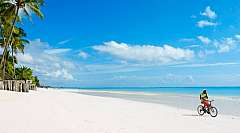 TANZANIA - Zanzibar  spiaggia di Kiwengwa - Sultan Sands