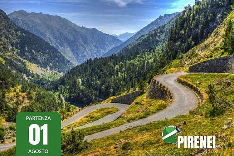 Pirenei, Vercors, Verdon e Ardèche in moto ad agosto a 2290 euro