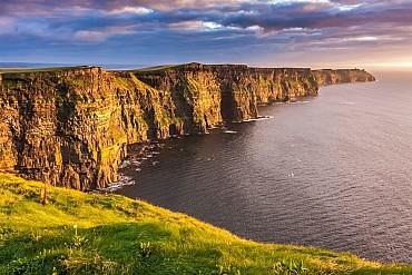 Tour organizzato di Dublino, del Kerry e dell'Irlanda dell'Ovest mezza pensione