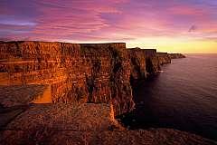 Tour classico dell'Irlanda con auto a noleggio (fly & drive)