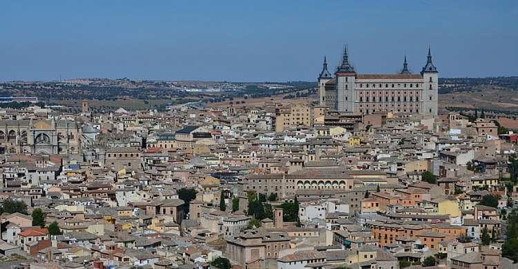 Madrid, Andalusia e Toledo.Speciali condizioni per prenotazioni online