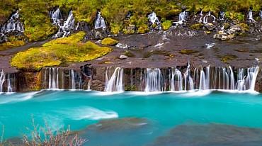 Fantastico Tour di Gruppo classico in Islanda di 8 giorni e 7 notti solo colazione