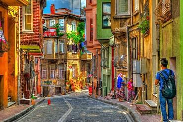 I gioielli nascosti di Istanbul, Balat e Fener e i quartieri asiatici solo colazione