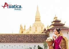 ASIATICA TRAVEL - COLORATO  LAOS  12 GIORNI  DA 1.130 EURO/PAX