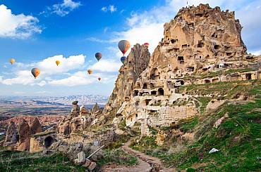 Tour completo della Cappadocia con il canyon della Valle di Ilhara solo colazione