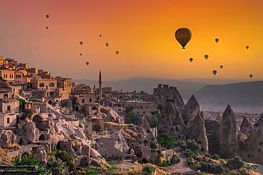 Tour delle valli della Cappadocia e di Konya, la patria dei dervisci solo colazione