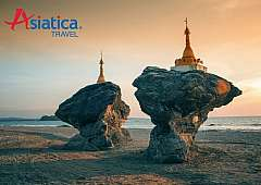 Un viaggio da sogno in Birmania 8 giorni da 1.050 Euro/pax