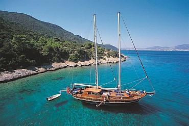 Tour classico di Istanbul e crociera in caicco da Bodrum pensione completa