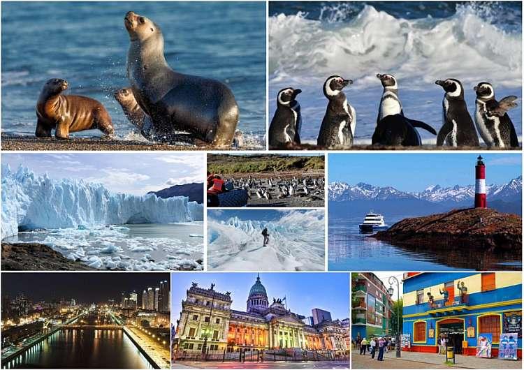 Tour: Patagonia per Single ... tra Mare, Ghiacciai e Selve!