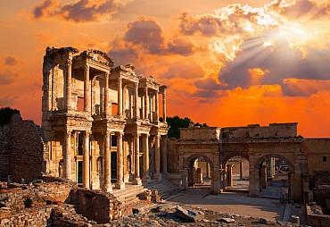 Alla scoperta dell'Asia Minore: Istanbul, Pergamo, Efeso e Mileto solo colazione