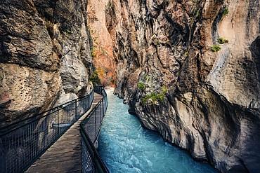 Mare e Avventura in Turchia: visita di canyons e soggiorno mare solo colazione