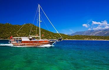 Crociera in Caicco in Turchia: fiordi e spiagge, un vero paradiso pensione completa