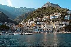 Costiera Amalfitana: il borgo di Albori, angolo di paradiso sul mare