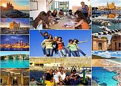 Inglese a Malta ... Vacanza Studio per giovani dai 13 ai 19 anni!!