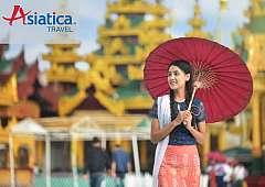 Asiatica Travel - La mistica Birmania 10 giorni da 1.135 euro/pax