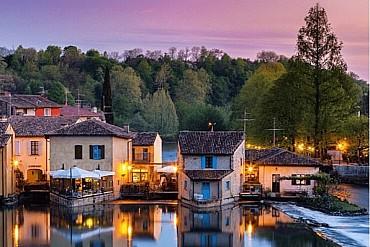 Il borgo di Valeggio sul Mincio...un villaggio di mulini sul Mincio! solo colazione