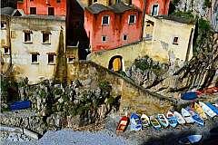Furore...il borgo che non c'è, nel cuore della Costiera Amalfitana!