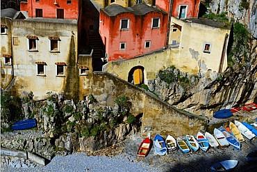 Furore...il borgo che non c'è, nel cuore della Costiera Amalfitana! solo colazione