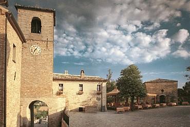 Scopri il borgo di Montegridolfo, piccolo castello sulla linea gotica!