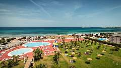 Grande Estate al Saracen Sands Hotel di Isola delle Femmine (Palermo)
