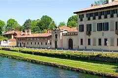 Cassinetta di Lugagnano, il borgo bagnato dal Naviglio a soli 44€!