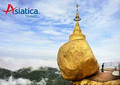 Asiatica Travel - Fantastica Birmania 13 Giorni Da 1.485  Euro/Pax