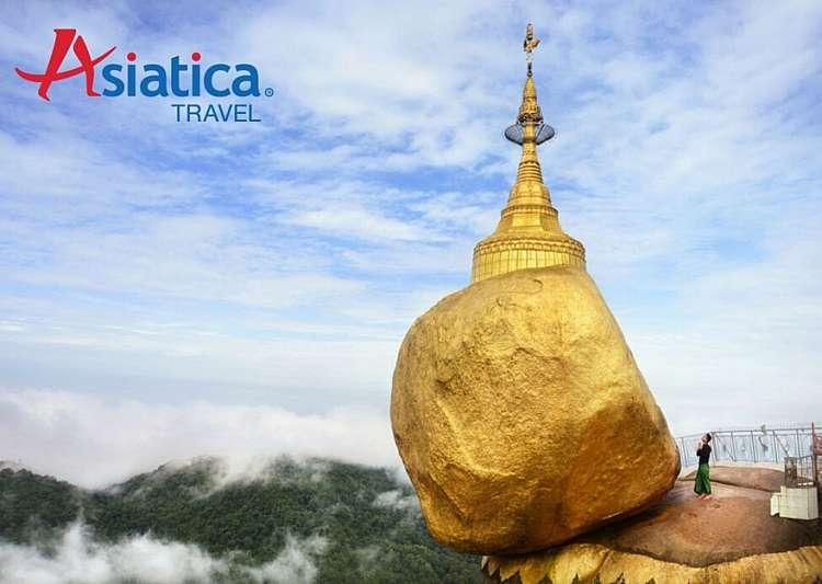 Asiatica Travel - Fantastica Birmania 13 Giorni Da 1.485  Euro/Pax