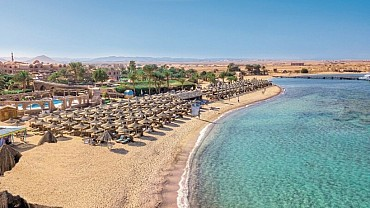Mar Rosso Marsa Alam: Veraclub Utopia Beach 4* da 514 € all inclusive