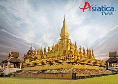 Asiatica Travel - Scoperta di Vietnam e Laos 12 giorni da 850 euro/pax