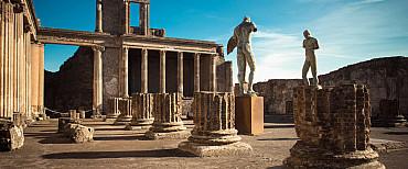 Tour classico di Napoli e del sito archeologico di Pompei solo colazione
