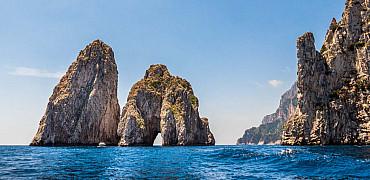 Tour classico di Napoli e Capri, la perla del Mediterraneo solo colazione