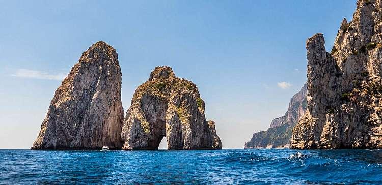 Tour classico di Napoli e Capri, la perla del Mediterraneo