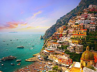 Tour di Napoli e della Costiera Amalfitana tra sole, mare e limoncello solo colazione
