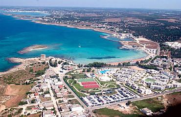 BSVillage****soggiorno mare in Puglia VILLAGE PORTO CESAREO pensione completa