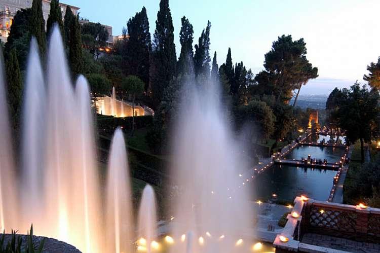 Da € 230 -Visita il Lazio e i suoi giardini - 5 notti - hotel 4****