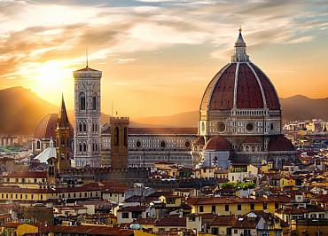 Tour classico di Firenze , la capitale del Rinascimento solo colazione