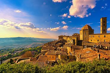 Tour classico di Firenze e i vini del Chianti e di Montepulciano solo colazione
