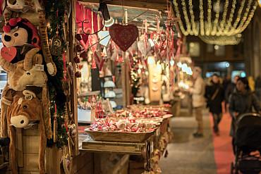 Mercatini di Natale a Trento da 370 € per due dal 5 all'8 Dicembre solo colazione