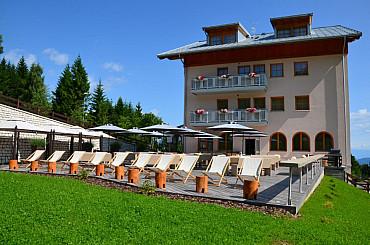 La tua Estate in Trentino - Hotel **** da € 131 per 3 notti mezza pensione