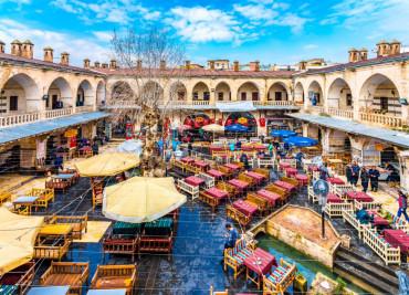 I sapori della Turchia -Tra Istanbul, Cappadocia e l'est della Turchia