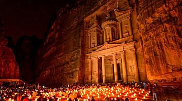 GIORDANIA -  Capodanno a Petra  - Mini Tour di gruppo (volo escluso)