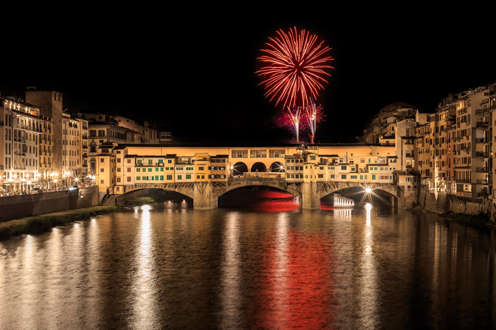 Ponte vecchio Capodanno
