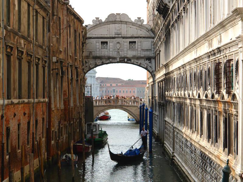 Fuga d\'amore a due passi da Venezia