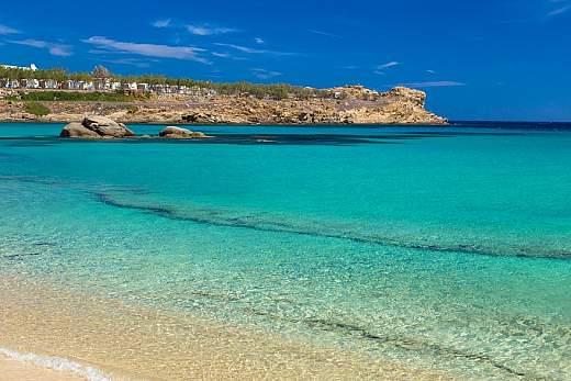 Le spiagge più belle di Mykonos