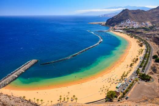 Le spiagge più belle di Tenerife